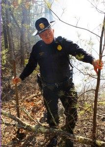 Chief Bert DuVernay photo by Susie Mullican