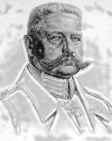 President Paul von Hindenburg